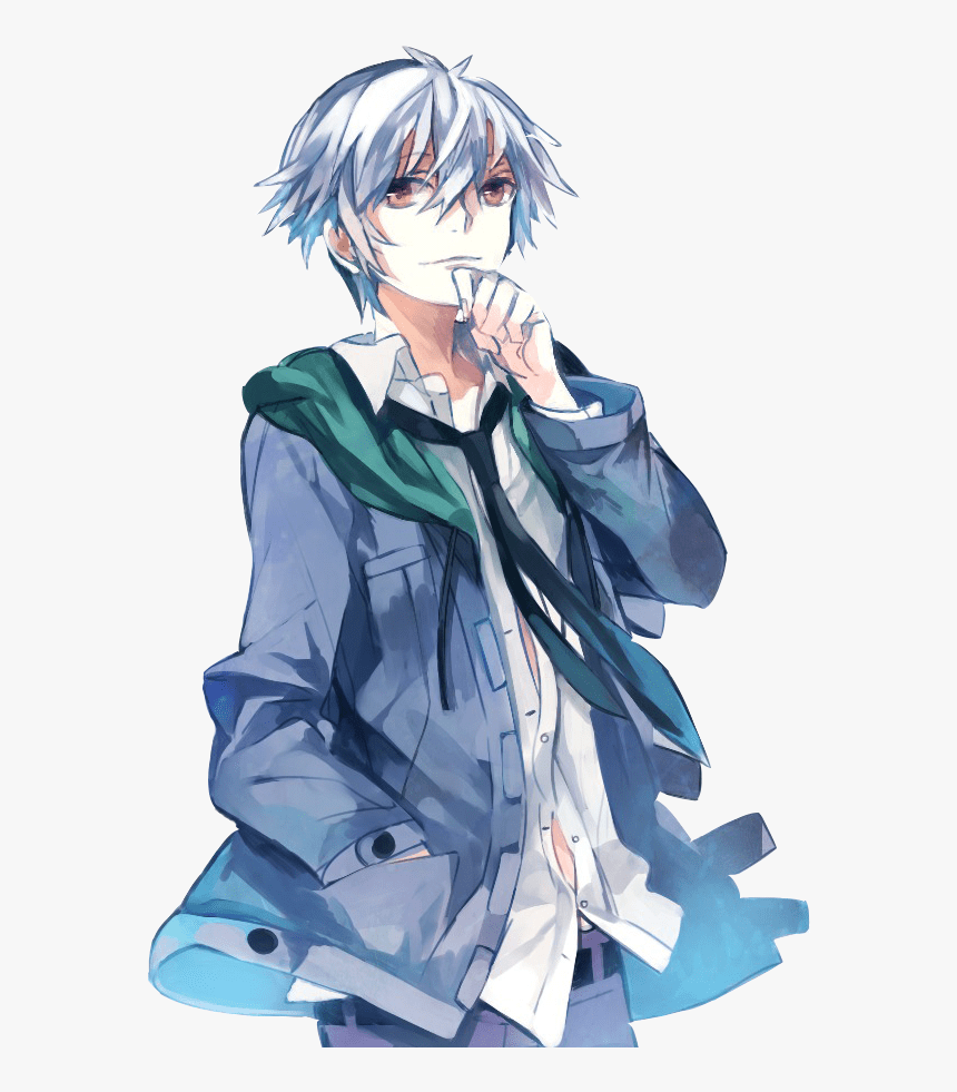 512-5129417_image-anime-boy-with-white-hair-and-red.png